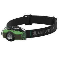 Czołówka Ledlenser MH4 zielona