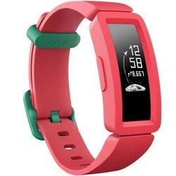 Opaska sportowa dla dzieci Fitbit Ace 2 różowo-zielona
