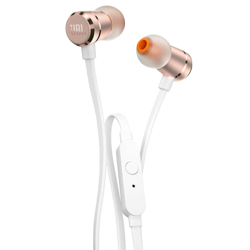 Słuchawki JBL T290 różowe złoto