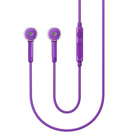 #EO-HS3303VEGWW Zestaw słuchawkowy stereo 3,5 mm PURPLE