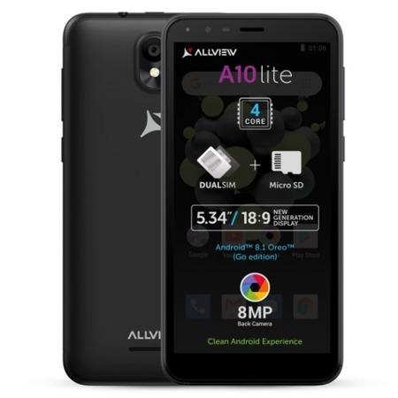 Allview A10 Lite 2/16GB czarny