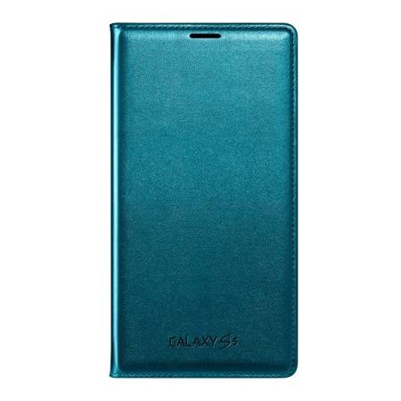 EF-WG900BGEGWW Etui do Galaxy S 5 Green (notebook)