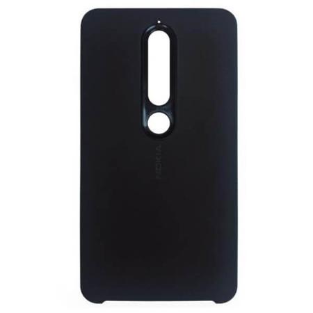 Etui Case CC-505 Soft Touch do Nokia 6.1 niebieskie