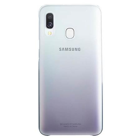 Etui Case Gradation Cover do Samsung Galaxy A40 czarne