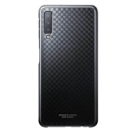 Etui Case Gradation Cover do Samsung Galaxy A7 czarne