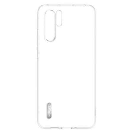 Etui Case do Huawei P30 Pro plastikowe przezroczyste