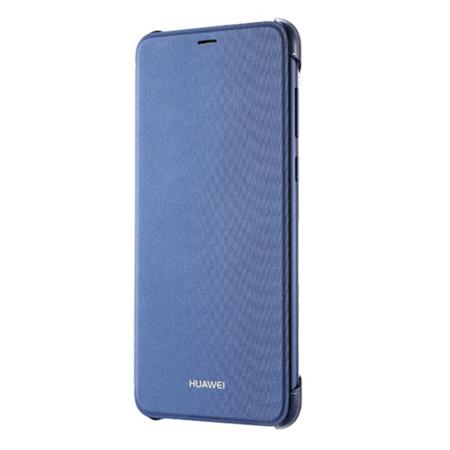 Etui Flip Cover do Huawei P Smart niebieskie
