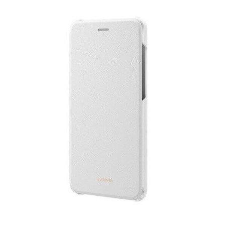 Etui Flip Cover do Huawei P9 Lite (2017) białe