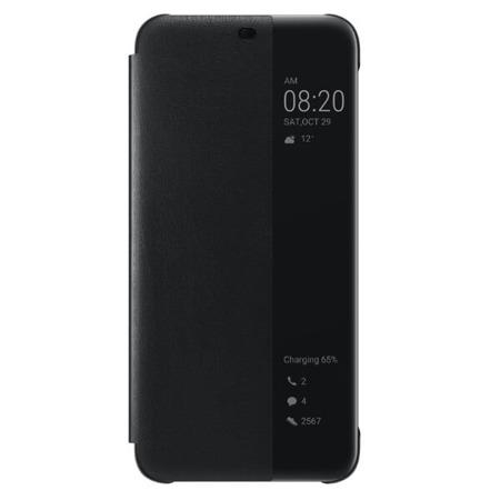 Etui Smart Cover do Huawei Mate 20 Lite czarne
