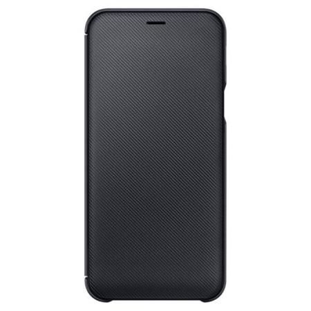 Etui Wallet Cover do Samsung Galaxy A6 czarne