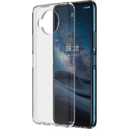 Etui do Nokia 8.3 Clear Case przezroczyste