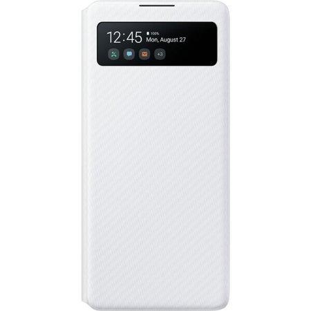 Etui do Samsung Galaxy S10 Lite z funkcją portfela białe