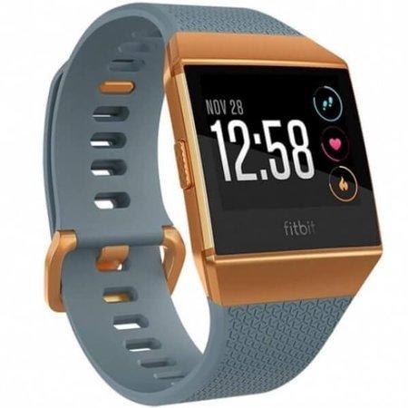 Fitbit Ionic pomarańczowo-niebieski