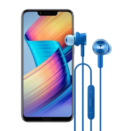 Honor Play 4/64GB LTE DualSim Ultra Violet (fioletowy) + AM17