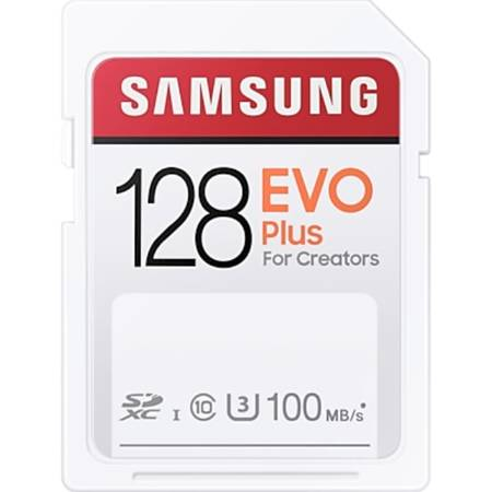 Karta pamięci SD Samsung EVO Plus 128 GB