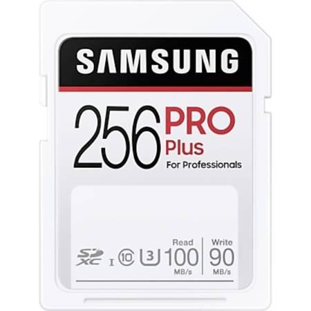 Karta pamięci SD Samsung PRO Plus 256 GB