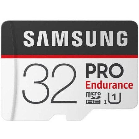 Karta pamięci do wideorejestratorów Samsung MicroSD 32GB