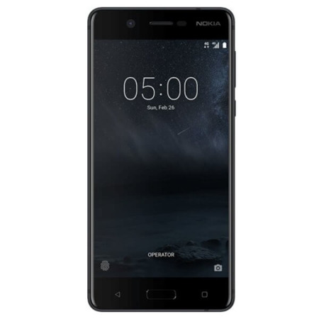 NOKIA 5 Dual Sim 16GB Srebrny