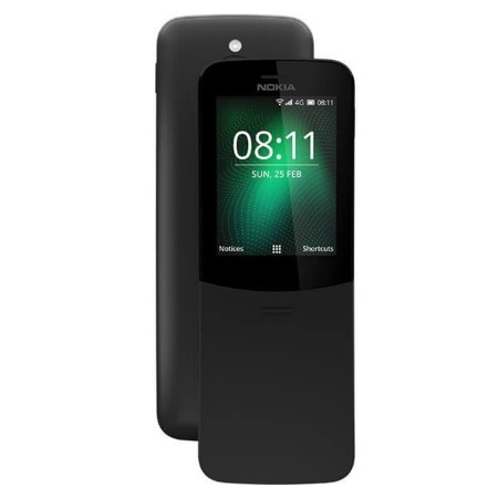 NOKIA 8110 4G TA-1048 DS CEE PL B BLACK