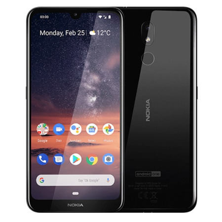 Nokia 3.2 3/32GB Dual SIM czarna