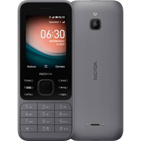 Nokia 6300 4G DualSIM szara (T-Mobile)
