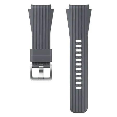 Pasek do Samsung Galaxy Watch 46 mm szary