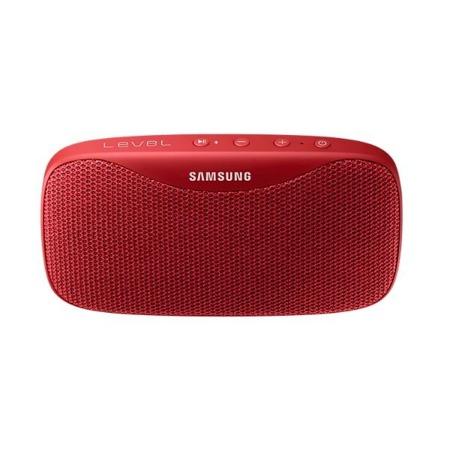 Samsung Level Box Slim głośnik BT Red Czerwony