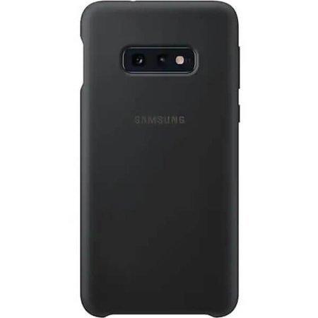 Silicone Cover do Samsung Galaxy S10e czarne