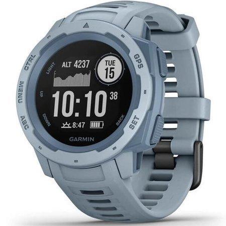 Zegarek - Smartwatch Garmin Instinct błękitny