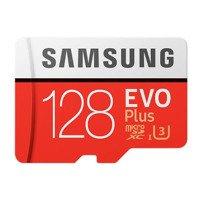 MicroSD  EVO Plus 128GB z adapterem