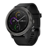 Zegarek - Smartwatch Garmin Vivoactive 3 czarny